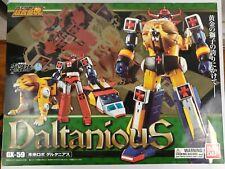 BANDAI Soul of Chogokin GX-59 Mirai Robo DALTANIOUS Action Figure