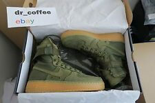 Nike SF AF1 Air Force Olive Green Gum Size 7 NEW 859202-339 Boot 1 One