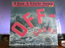 VINTAGE VINYL LIMITED EDITION Off-Shore, I Got A Little Song SONY DEMO NFS PROMO