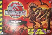 Jurassic Park III: Island Survival Board Game Replacement Parts & Pieces 2001