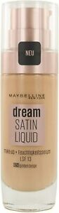 Maybelline Fond de teint Dream Satin Liquide 24 Beige Doré 30ml