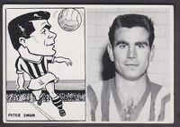 Leaf - Footballers 1961 - Peter Swan - Sheffield Wednesday