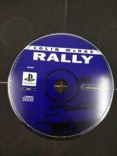 PSX - Colin McRae Rally - PAL **Sin Caratula Ni Folleto**