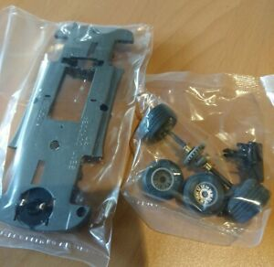 scx Seat Cordoba chassi and others - parts