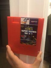 150 in 1 NES Classic Nintendo Game cartridge