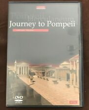 Journey to Pompeii Rare Oop Dvd Out Of Print Excellent Condition Free Ship