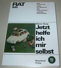 Reparaturanleitung Fiat 500 Nuova 1957 - 1975 Jetzt helfe ich mir selbst NEU!