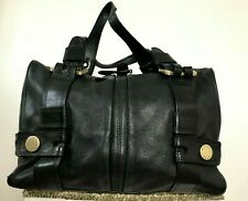 Genuine Michael Kors Quality real leather handbag carry/shoulder bag - Logo
