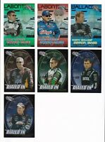 ^2003 Trackside VARIOUS INSERTS PICK LOT-YOU Pick any 2 of the 19 cards for $1!