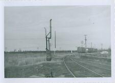 VINTAGE Mississippian Railway structure, 1958, George Niles Jr. B&W photo