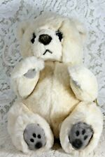 """Vtg Russ Berrie Yomiko Collection Bear 12"""" Plush Stuffed with Tag"""
