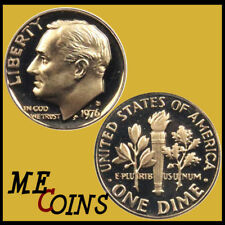 1976-S PROOF Roosevelt Dime , Clad , Gem Cameo , FREE SHIPPING!