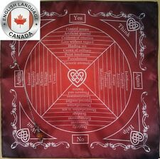Tablecloth kit for the Love and Relationship Magic + Pendulum Star Aventurine CA