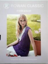 ROWAN CLASSIC Knitting Pattern Book ROMANCE by Martin Storey