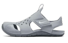 Nike Toddler SUNRAY PROTECT 2 TD Sandals Wolf Grey/White Cool Sz 8C  943827-002