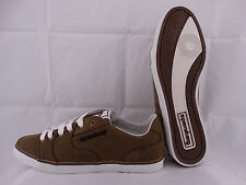 Supremebeing Slab Premium Leather Sneaker chocolate EU 46 UK 12