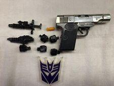 Transformers Pre G1 Megatron Robogun Kingdam05 Browning Diaclone LOT!