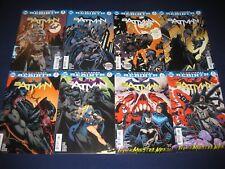 Batman 1-35 Rebirth  Batman 1 & Batman Annual 1-2 DC Comics Rebirth Batman