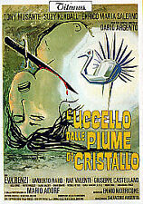 The Bird with the Crystal Plumage [DVD] [1969], Good DVD, Enrico Maria Salerno,