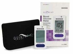 McKesson QUINTET AC 5 Seconds Blood Glucose Monitoring System