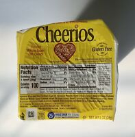 Cheerios Breakfast Cereal, 12 Single-Serve 1 oz Cups (12 Total) - Sealed