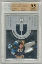 Ladainian Tomlinson 2002 Upper Deck Kickoff Jersey Patch BGS 9.5 GEM POP 1 (10)