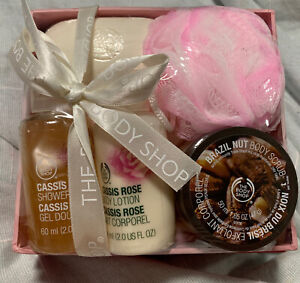 The Body Shop Gift Pack - Brand New (5 Piece)