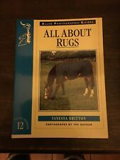Allen Photographic Guides 12 - All About Rugs by Vanessa Britton