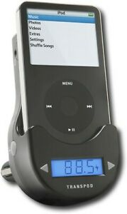 DLO - Transpod All in One Car Solution For Ipod & Ipod Mini