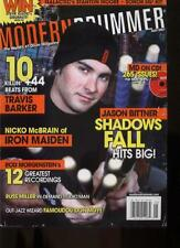 MODERN DRUMMER MAGAZINE - May 2007