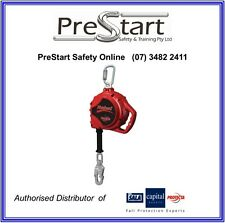 Self Retracting Lanyard SRL Inertia Reel - Protecta - Rebel 30mt Type 2