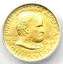 1922 Grant Gold Dollar G$1 - Certified ANACS AU50 Details - Rare Coin!