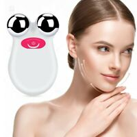 Mini Microcurrent Face Lift Machine Tighten Wrinkle Remover Massager Device