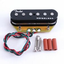 Genuine New Fender Gen 4 Noiseless Telecaster Tele Bridge Pickup Made in USA