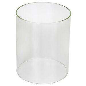 Beeketal Ersatzglas Ersatzzylinder Glasaufsatz für Hot Dog Maker Würstchenwärmer