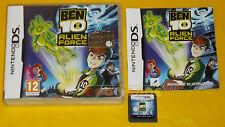 BEN 10 ALIEN FORCE 1 Nintendo DS Versione Ufficiale Italiana ••••• COMPLETO