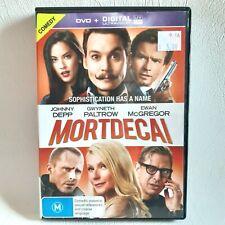 Mortdecai (DVD, 2015)