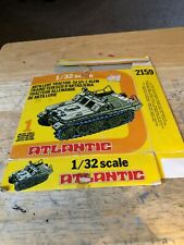 ATLANTIC ARTILLERY TRACTOR 1/32 BOX ONLY