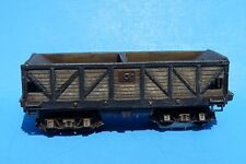 HO/HON3 SILVER CITY MODELS RESIN CENTER DUMP HOPPER CAR KIT