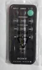 Sony RM-ANU087 Remote For Active Speaker SA-NS500 SA-NS400 SA-NS300