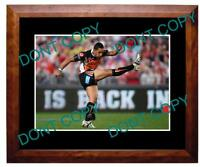 BENJI MARSHALL WESTS TIGERS STAR LARGE A3 PHOTO 1