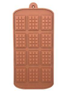 Mini Chocolate Bar Chocolate Block Silicone Chocolate Mould UK Seller