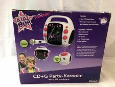 New ListingKaraoke Machine for Kids - Singsation Party Portable Kids Karaoke Machine