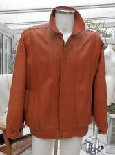 GENTS LEATHER JACKET SIZE GRANDE MADE BY EUROPIEL SPAIN OUTSTANDING CONDITION