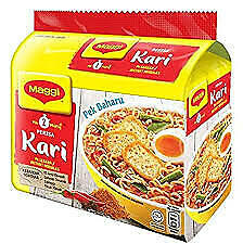 Maggi Curry ( Instant Noodles)