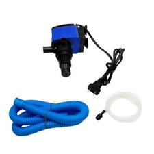 3 in 1 Multifunction Aquarium Filtration Oxygenation Air Water Pump Water System