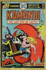 "DC Comics ""KAMANDI"" THE LAST BOY ON EARTH  # 38, Photos Show Great Condition"
