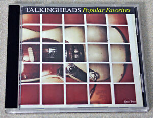 Popular Favorites 1976-1992: Sand in the Vaseline by Talking Heads (CD, Oct-1992