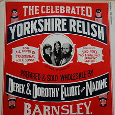 Tradition TSR 025 Derek & Dorothy Elliot & Nadine Yorkshire Relish