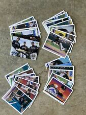 1993 Upper Deck Colorado Rockies First Season Complete Set